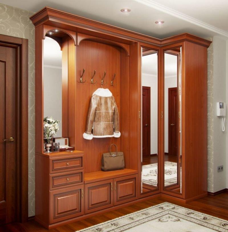 точно такие мебель для углового коридора фото комплекс, нтарный