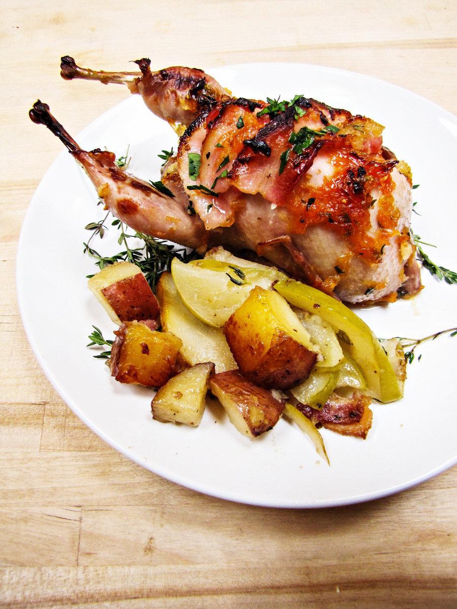 Фирменное блюдо из птицы рецепты с фото