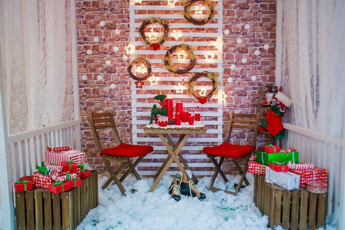 выбрать подходящую оформление новогодней зоны для фотосессии дохристианские