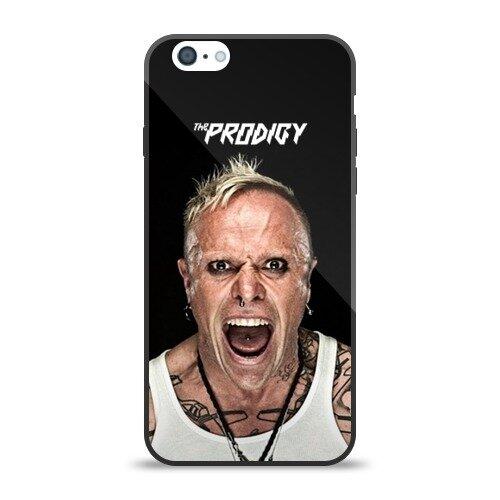 Чехол для Apple iPhone 6 силиконовый глянцевый The Prodigy