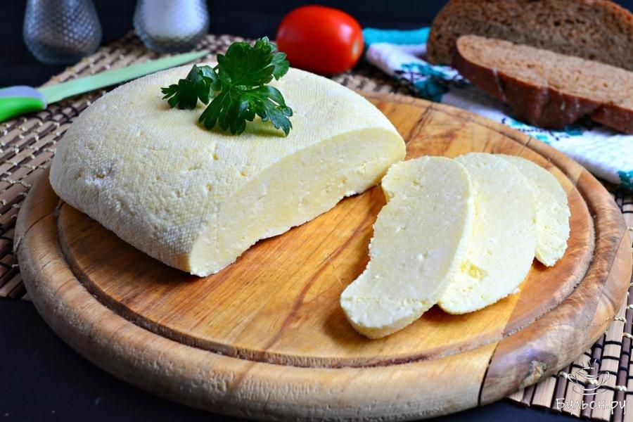картинка домашнего сыра
