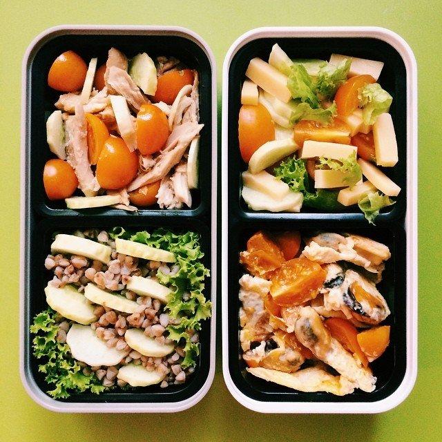 Прежде чем решить, что приготовить на обед на работу, подумайте, в чем вы будете хранить и транспортировать еду.