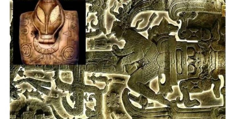 Древняя книга майя объяснила, почему существа из других миров не смогли с первой попытки создать человека (3 фото + видео)