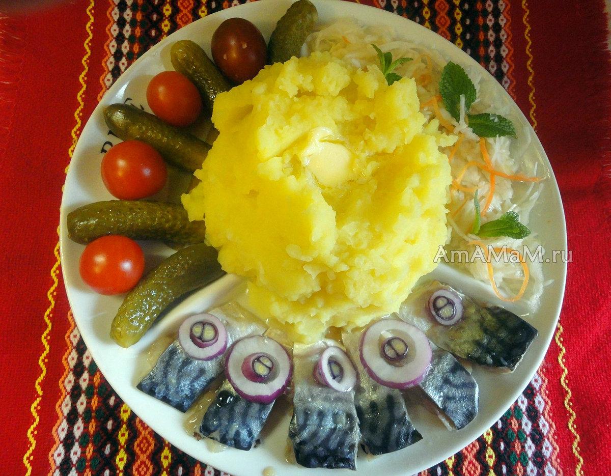 Засолка сельди в домашних условиях: рецепт Чудо-Повар 85