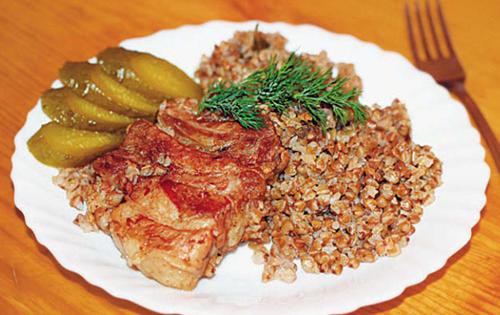 Рецепты второго блюда в домашних условиях с фото