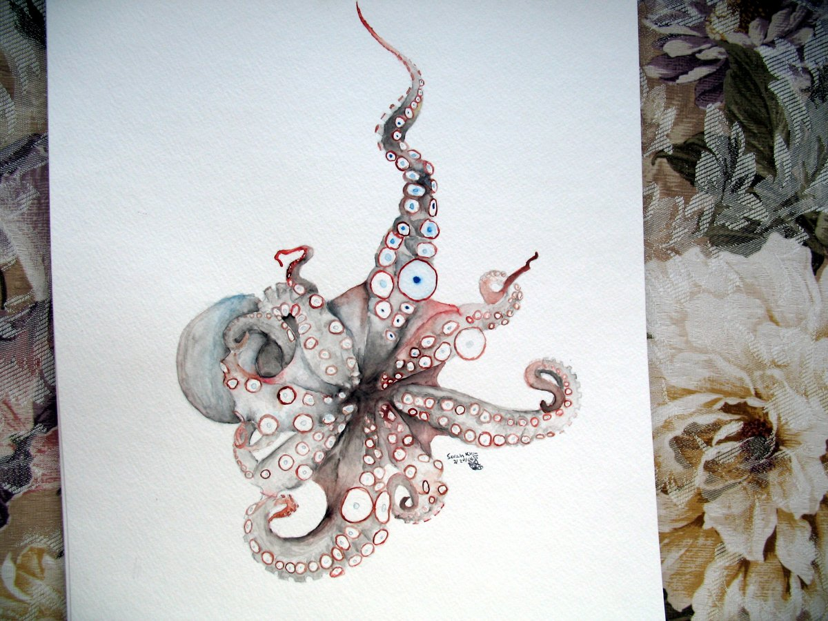 octopus research paper outline To help you formulate a thesis: every good research paper is an argument the purpose of research is to state and support a thesis so, a very important part of.