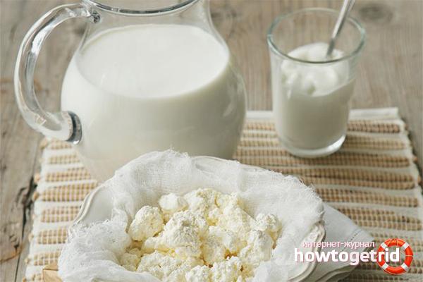 Творог из молока в домашних условиях с кальцием