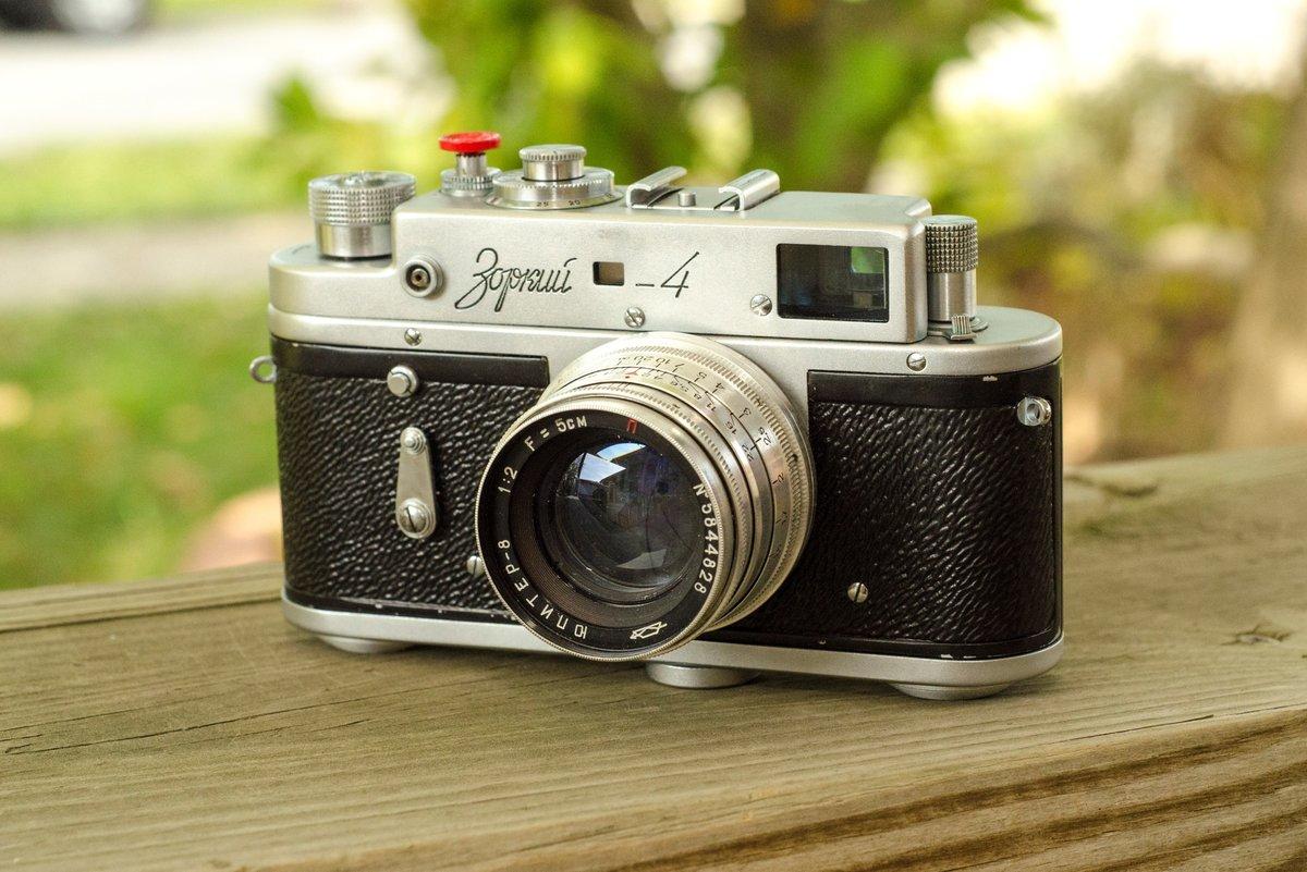 Отечественные фотоаппараты микроформата