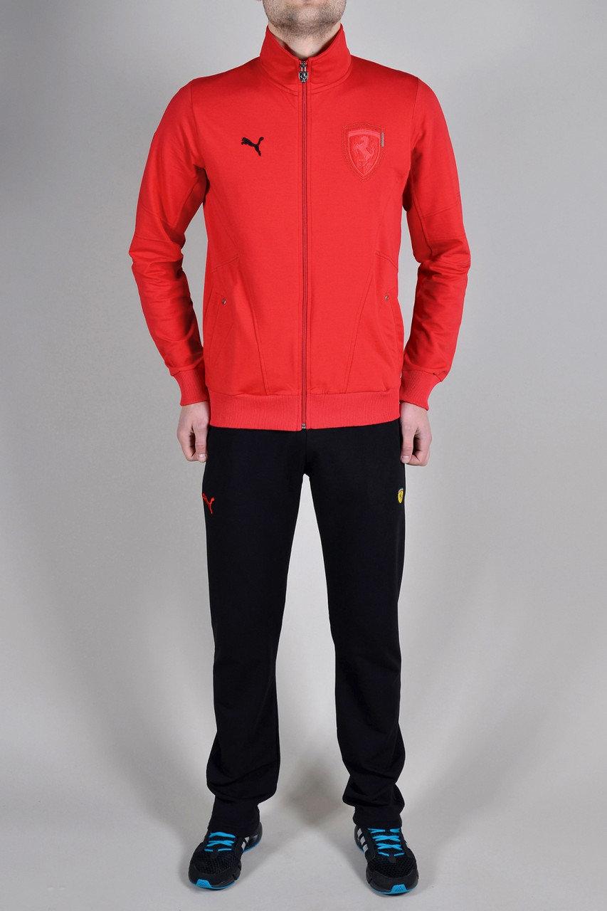 3ebc4348 Спортивный костюм Puma Ferrari мужской Спортивный костюм Puma Ferrari  мужской