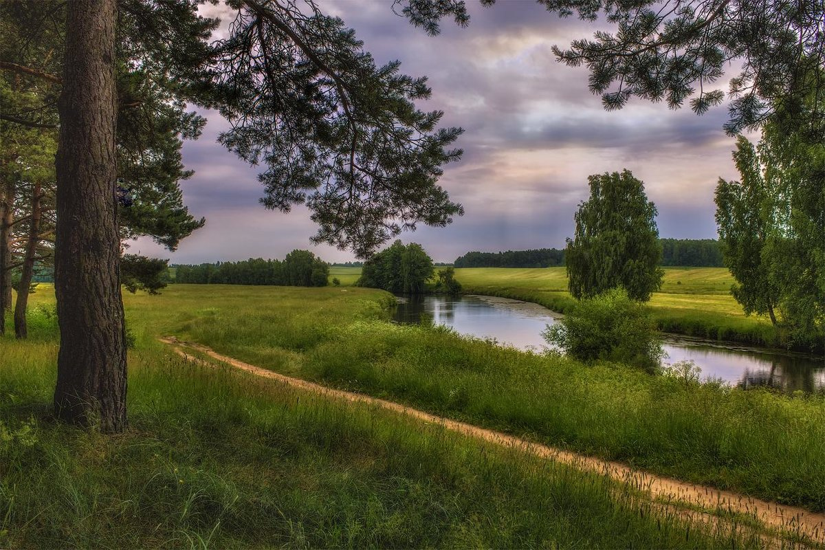 Картинки русской природы