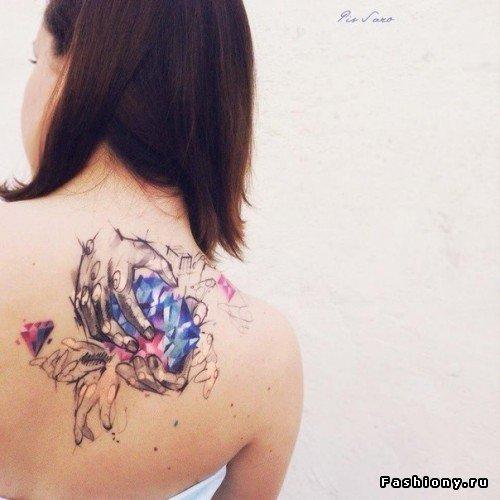 Почему так модны татуировки