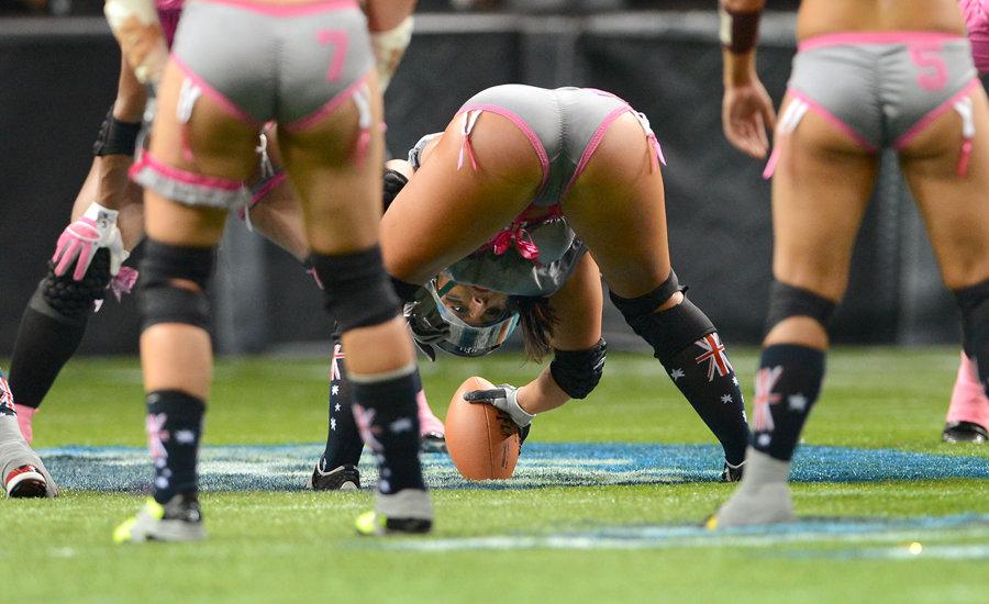 Сексуальный женский американский футбол игрушки для