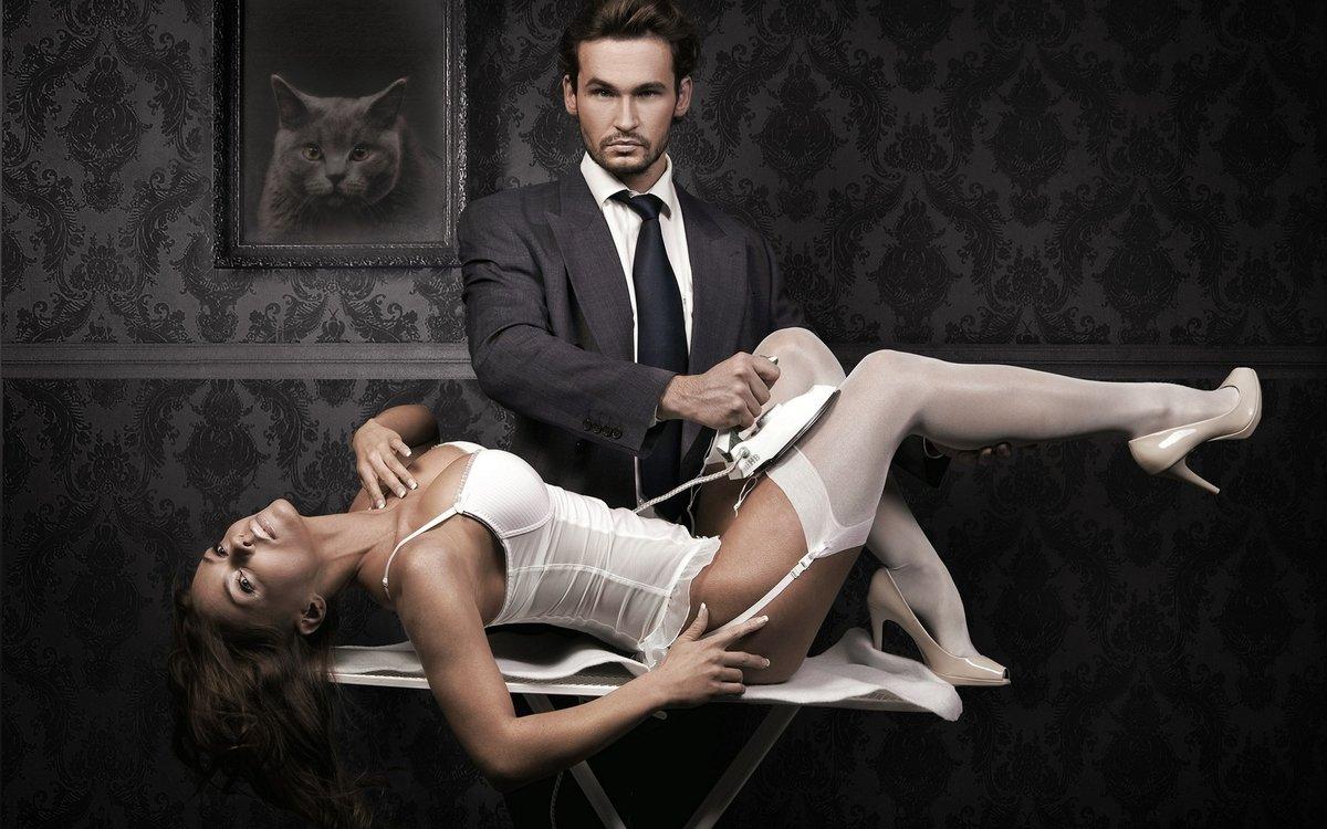 секс жены с мужем фото в красивом нижнем белье порно