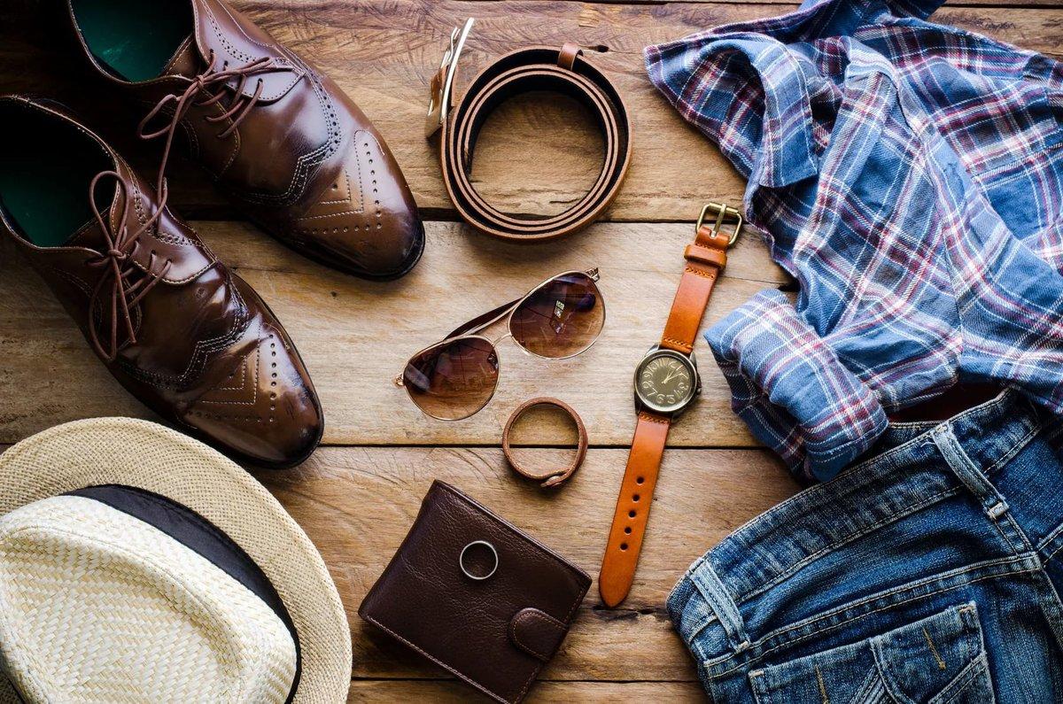 Одежда обувь аксессуары картинка