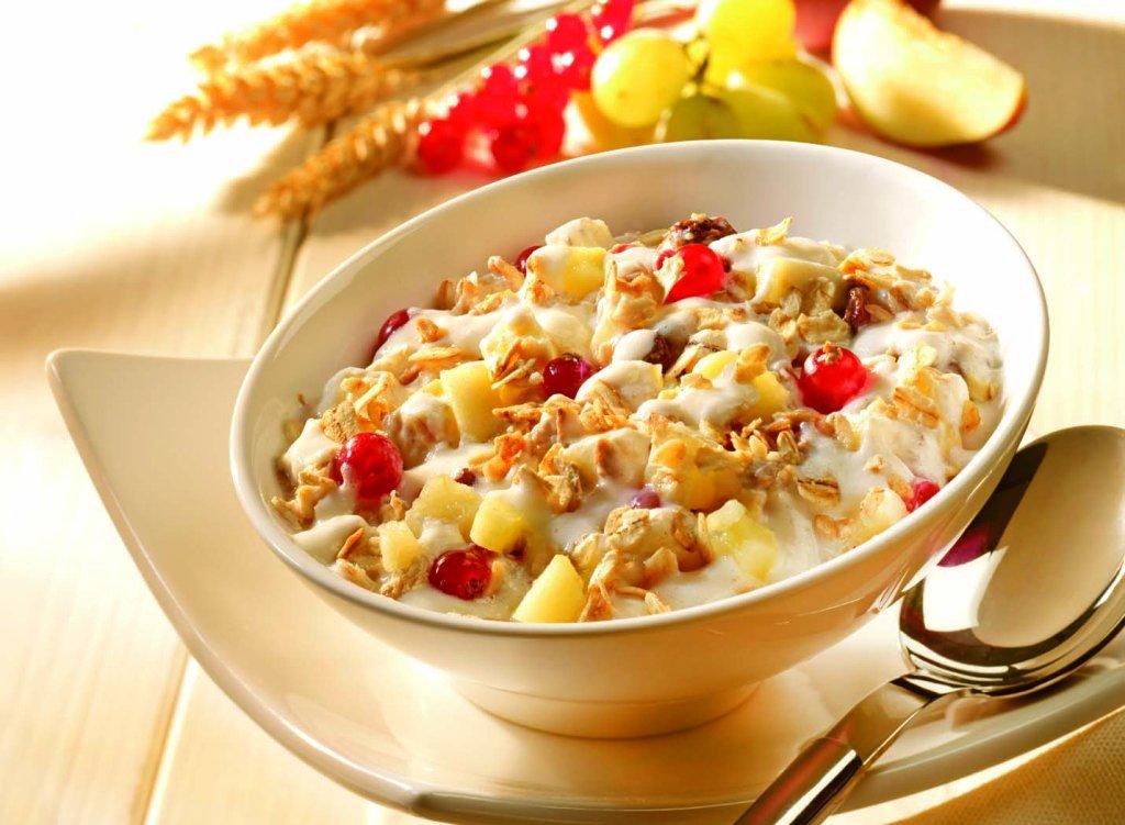 овсянка с сыром на завтрак для похудения