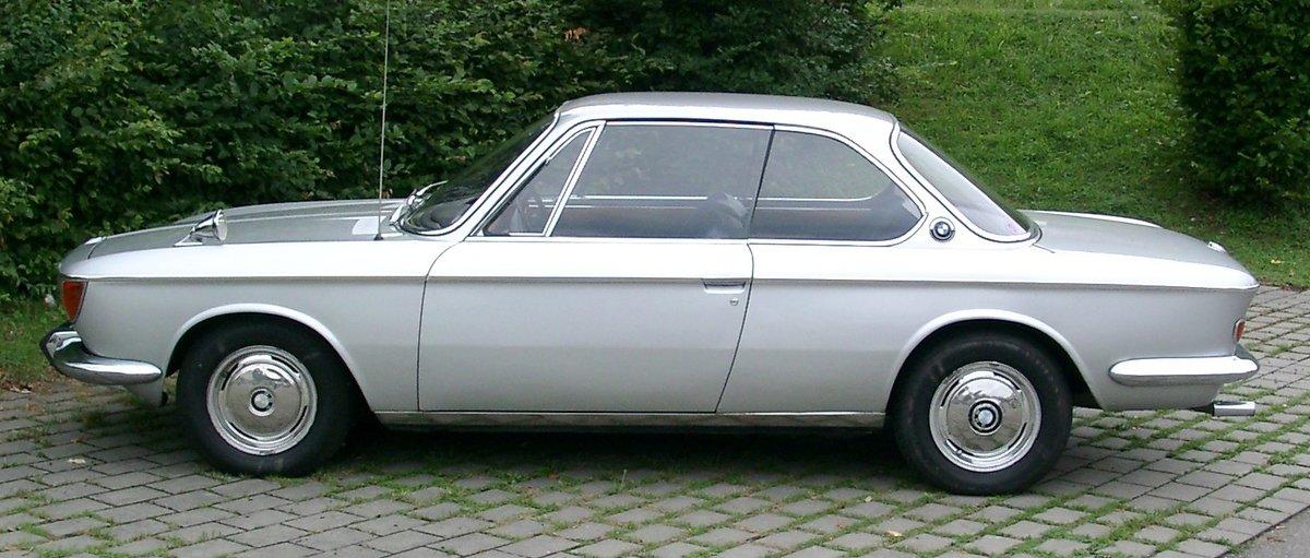 "BMW 2000CS and 2000C #8732256""..."