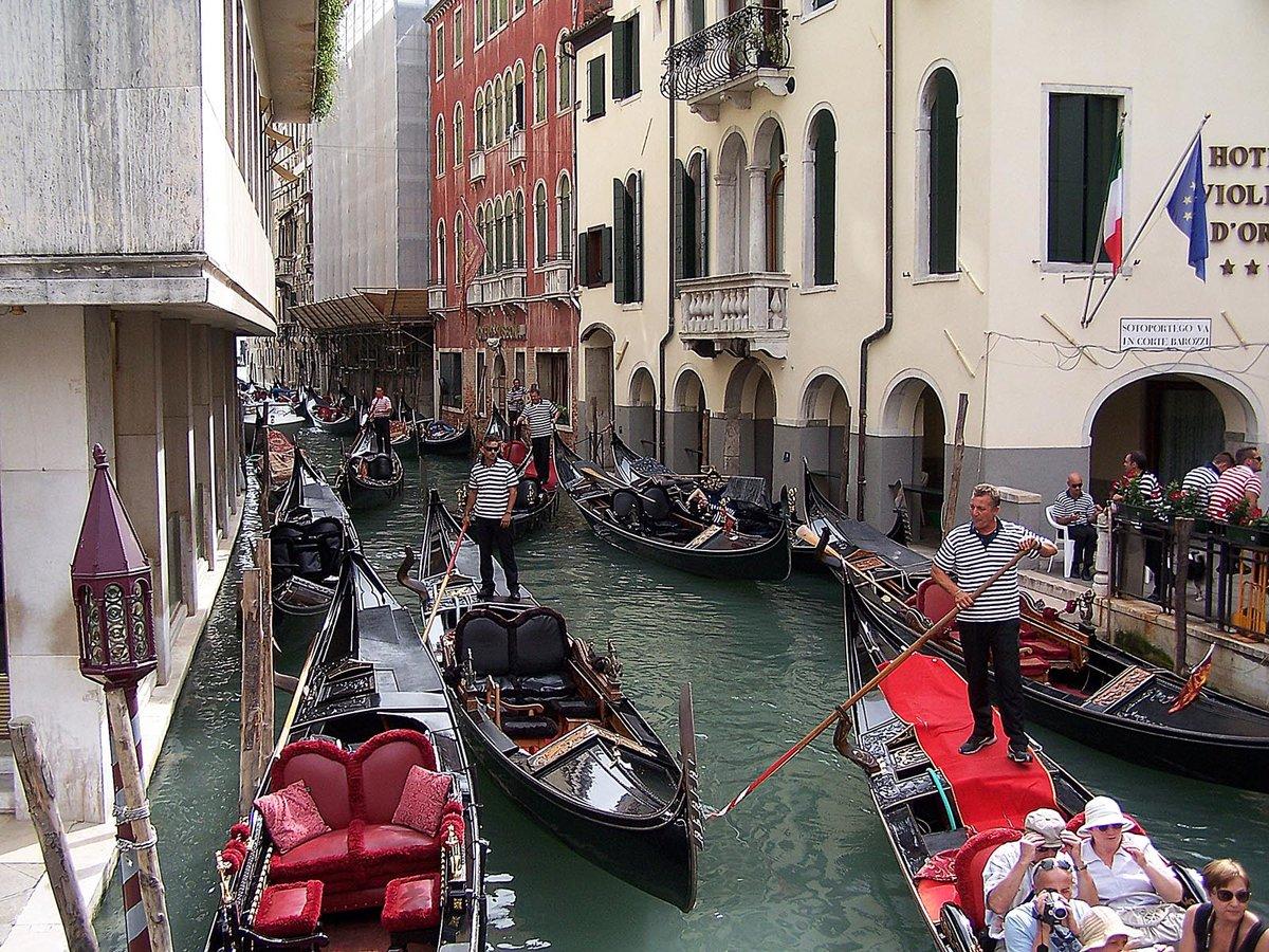 венецианские гондолы картинки нужно