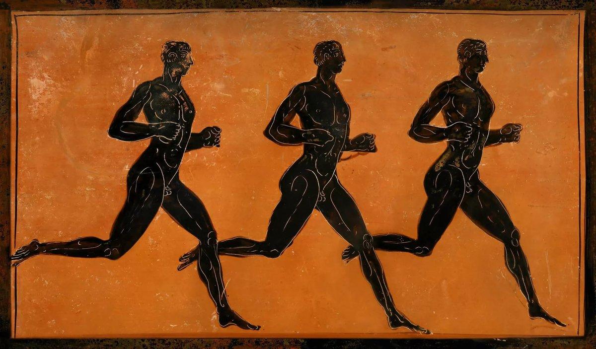 греческий атлет картинка ролеты дорого