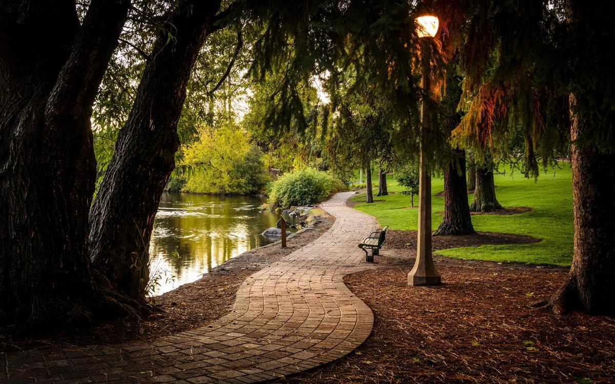 Картинки с изображением парков