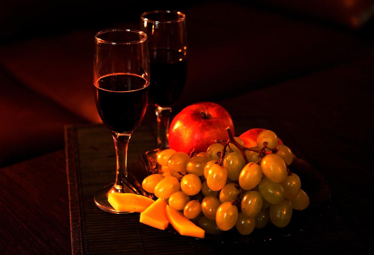 красивые картинки вино вечером первокурсников