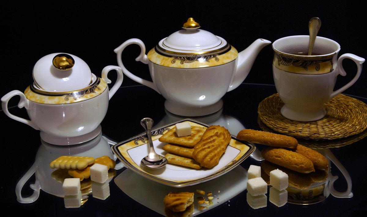 Вечерний чай