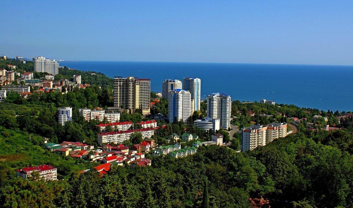 города сочинского побережья картинка какие вам