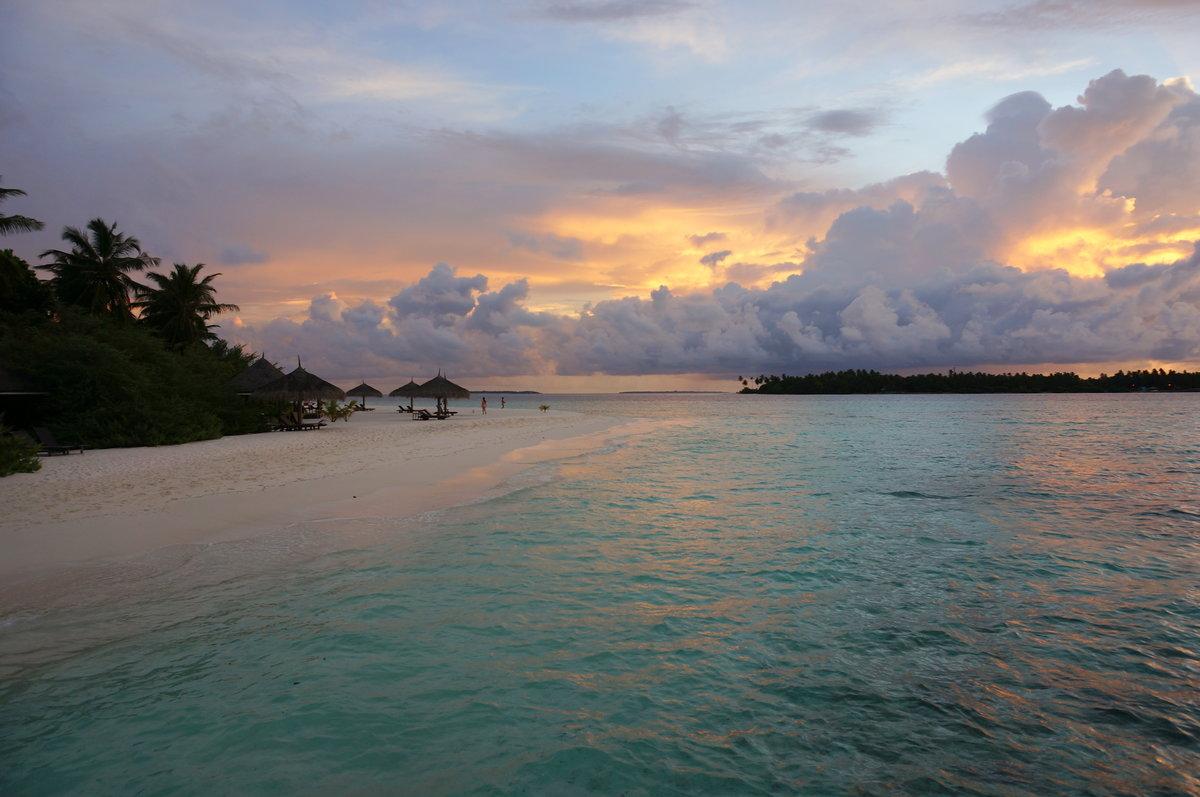 Индийский океан фото