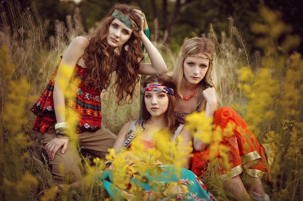 Hardcore claudia hippie girl