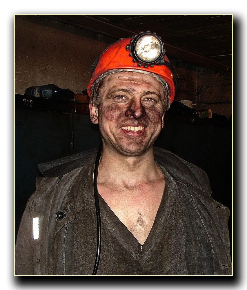 Фото шахтеров в приволье