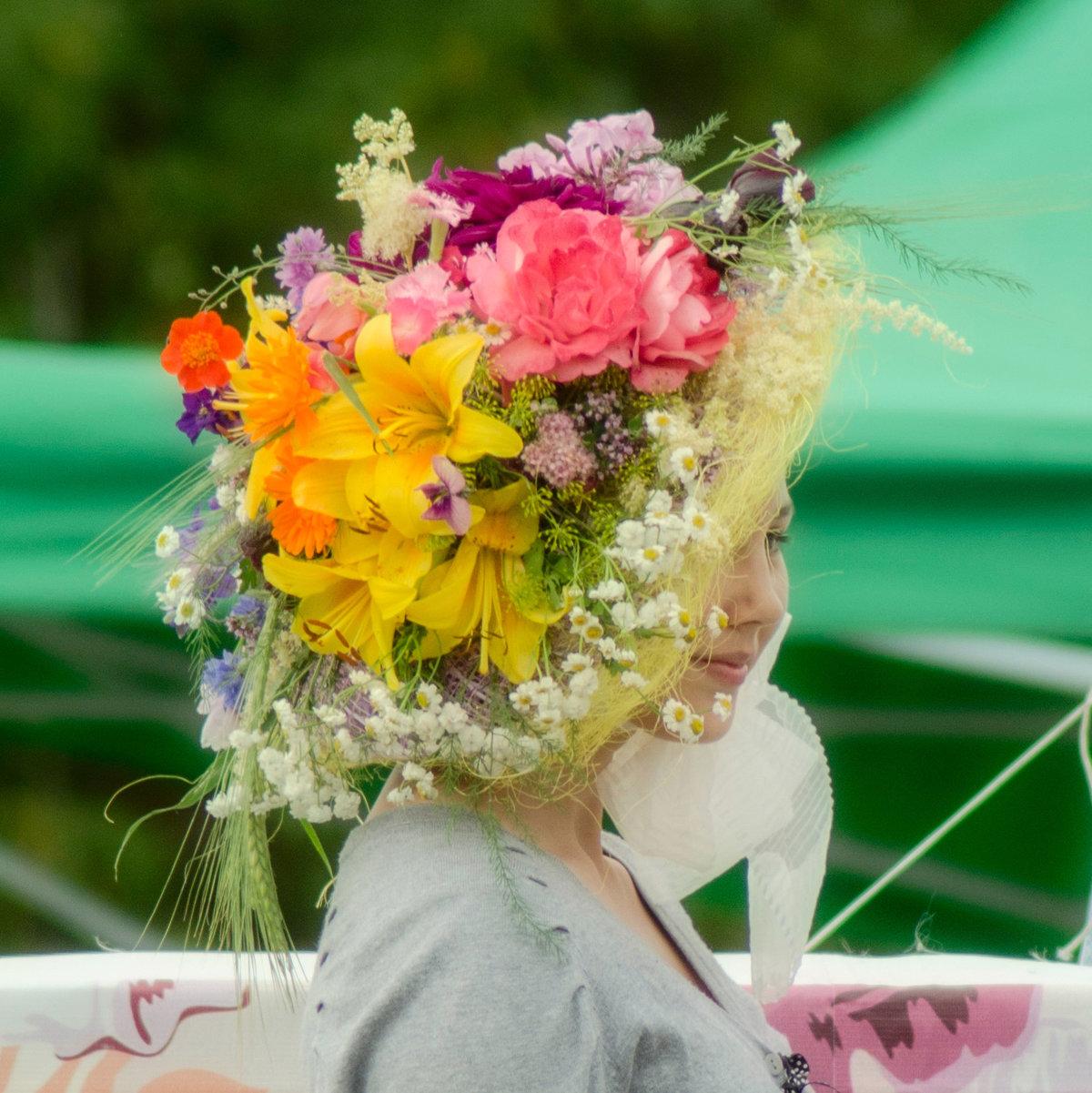 шляпки с цветами фото качество инструмента, обращают