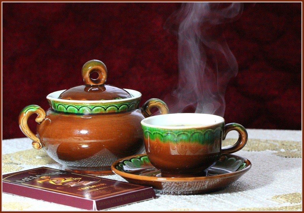 Гифы приглашаю на чай