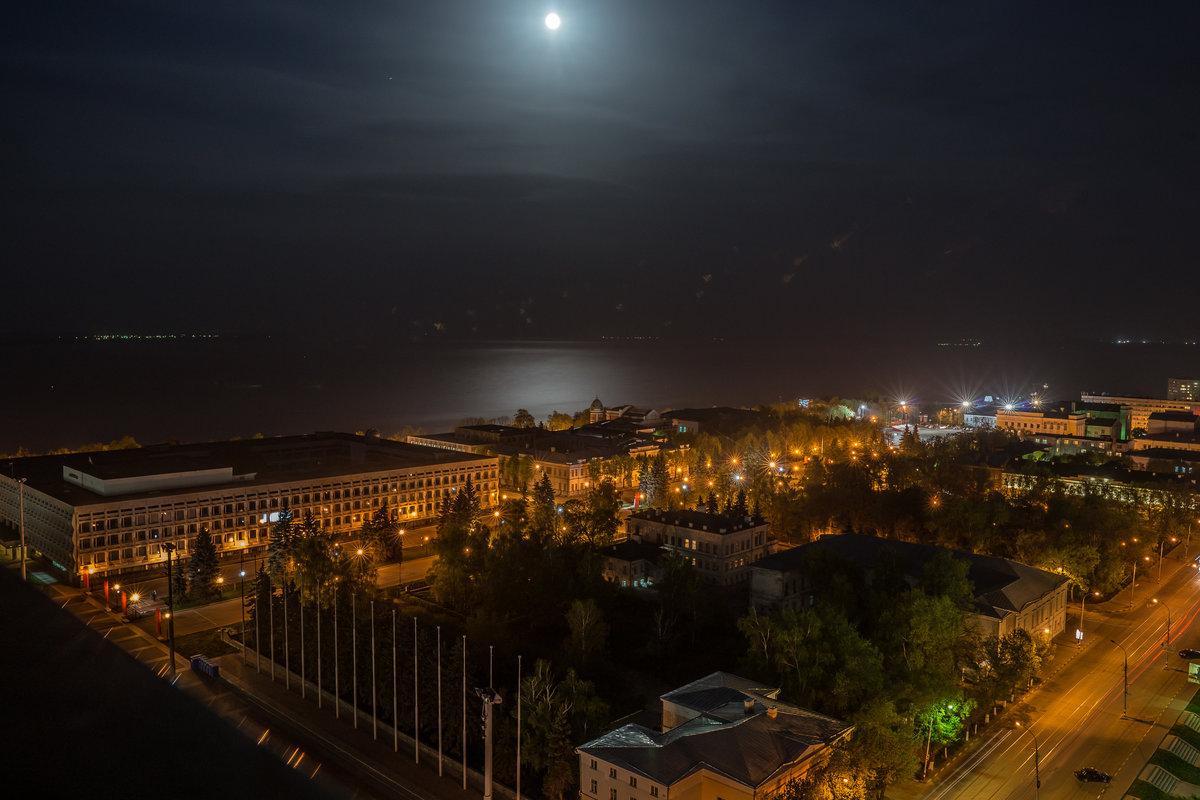сожалению, фото ночной ульяновск силам