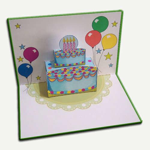 Спасибо, открытка с тортиком своими руками от внука
