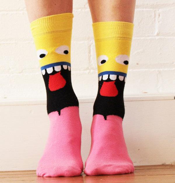 Открытки, носки смешные картинки