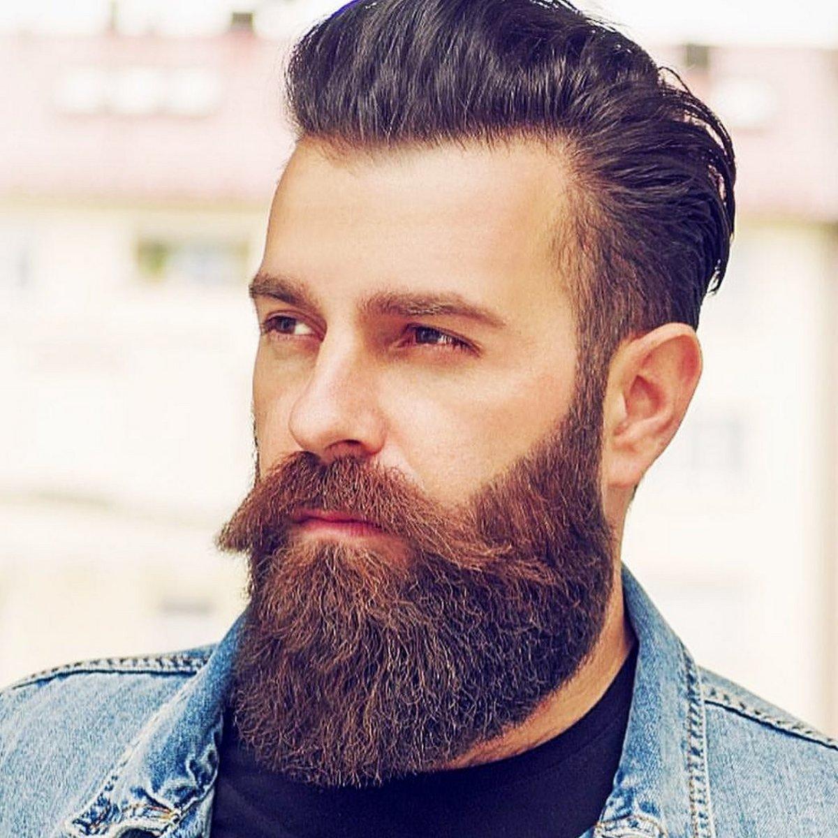 самых востребованных стрижка бород в картинках начальник трахнул