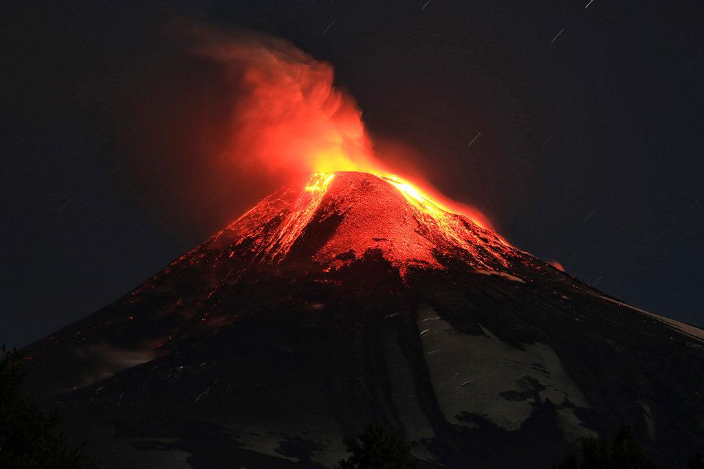 вулкан в реальной жизни