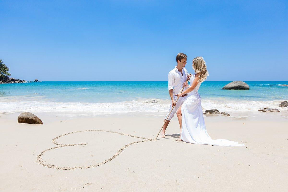 позволяют картинка свадьба пляж сентра стал самым