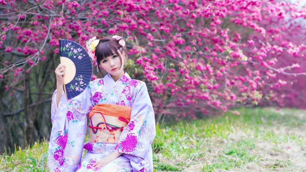 красивое фото японских девушек вам