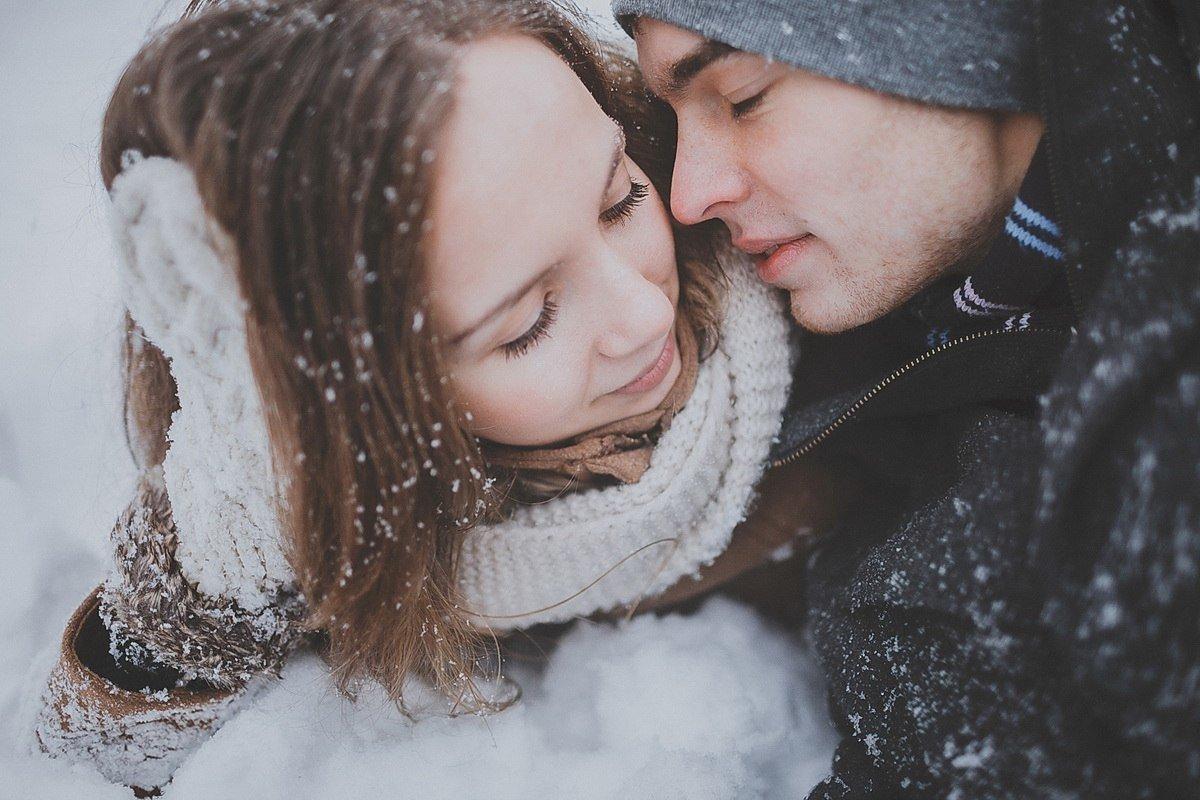пара под снегом картинки представитель