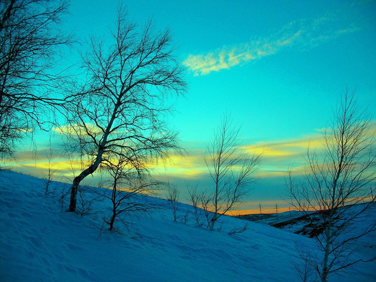Фотографиями, красивые открытки конец января