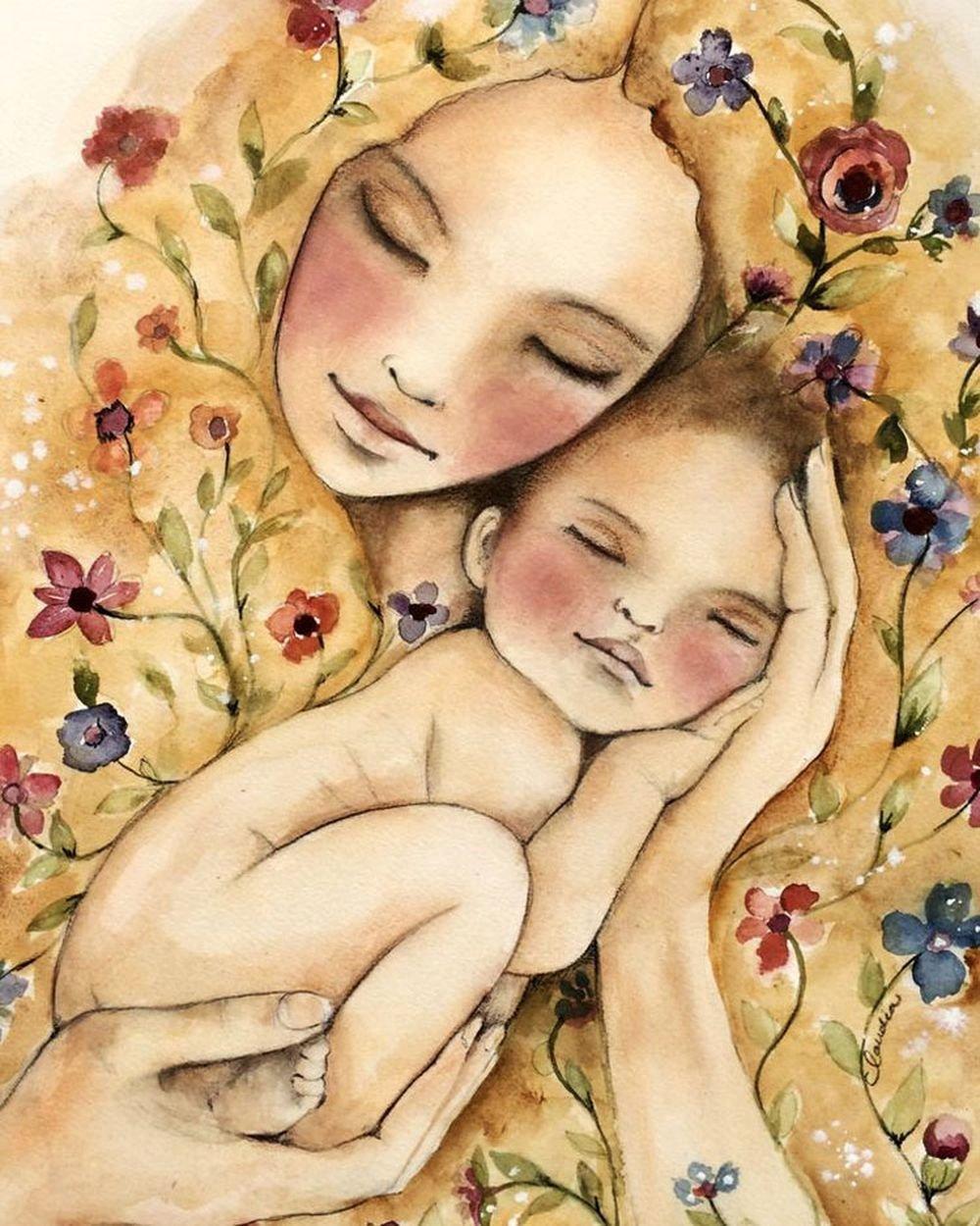 Дорожники, рисунки и картинки ко дню матери