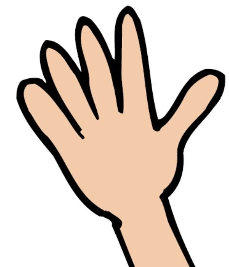 Картинка руки для детей, картинки грома