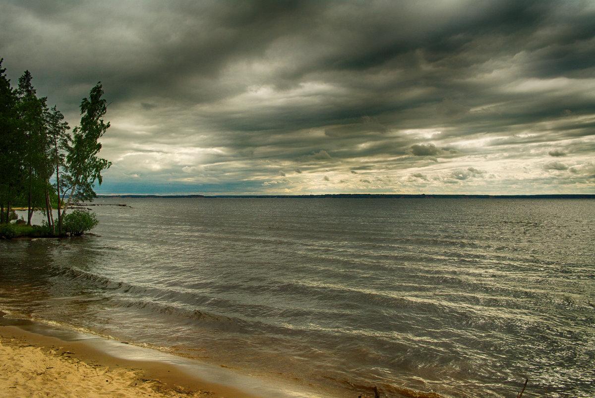 одна горьковское море фотографии морской воны раскрывается