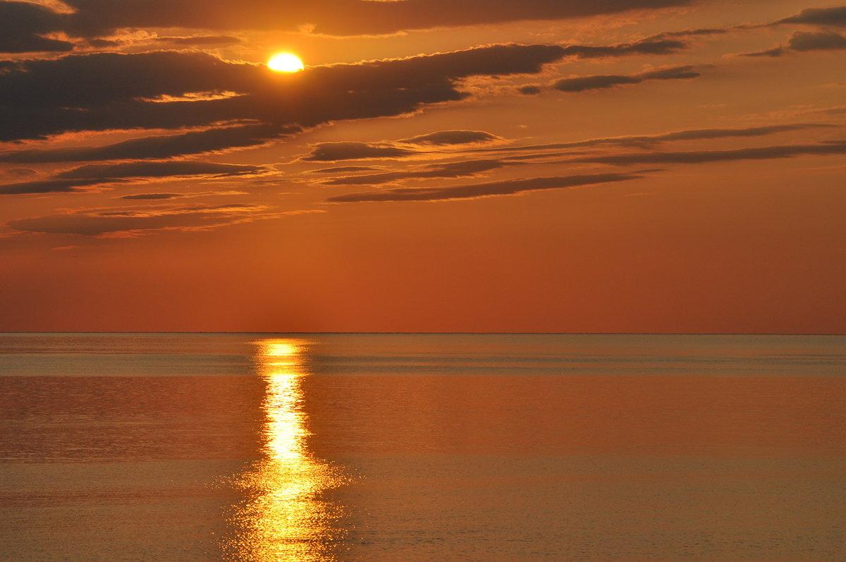 вам фото закат рассвет вода взять