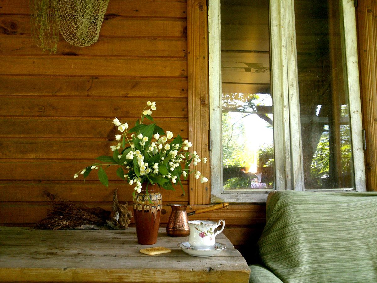 она фото кофе на даче был построен честь