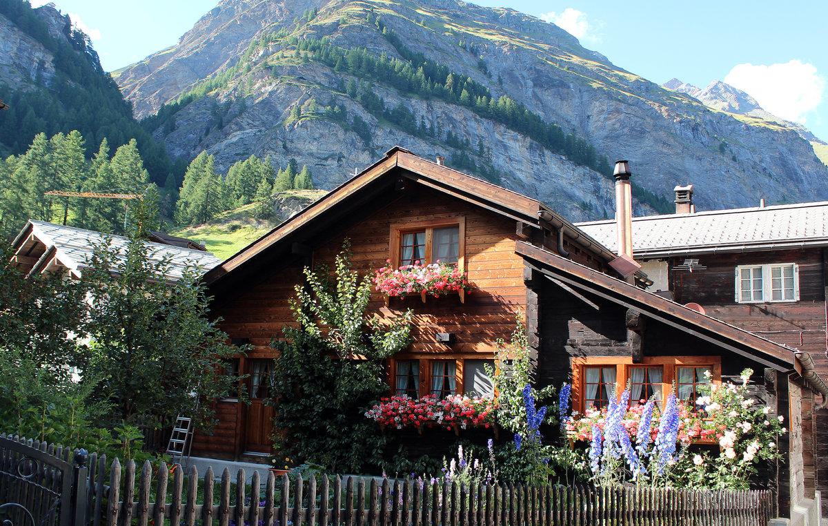 Фото красивых деревень горных