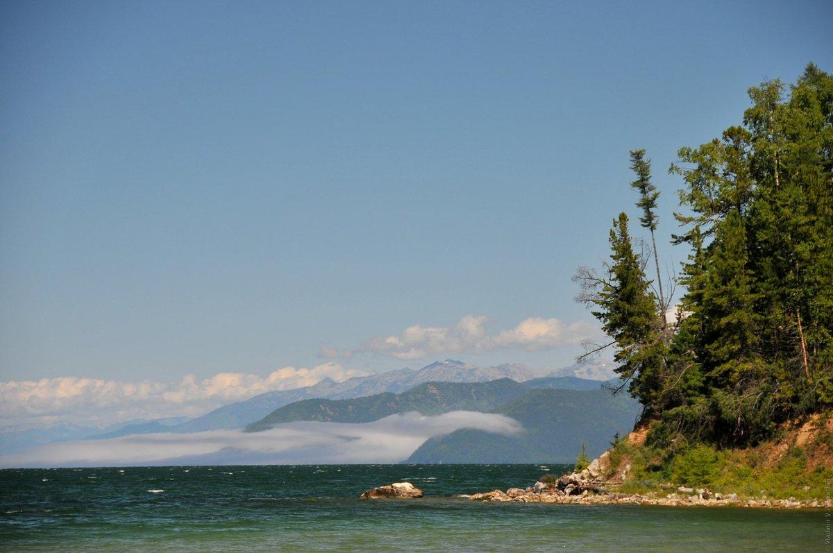 фото отличного качества озеро байкал орбы