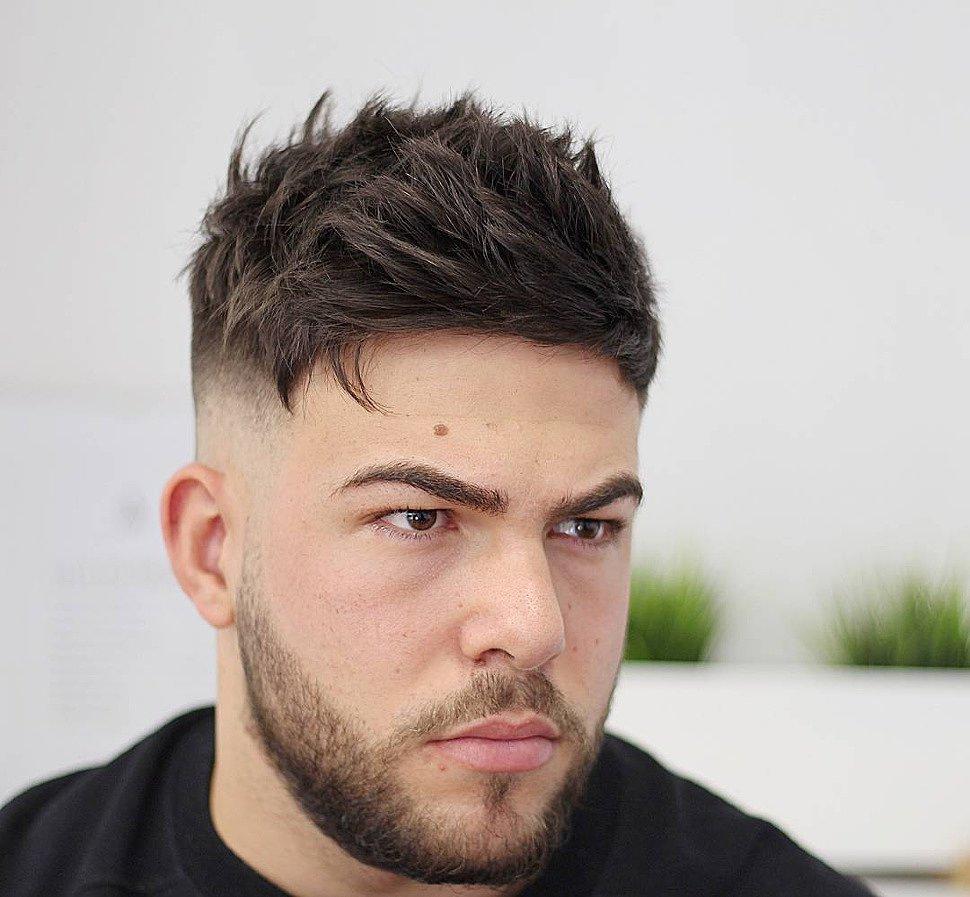Прически волос новинка картинки мужские
