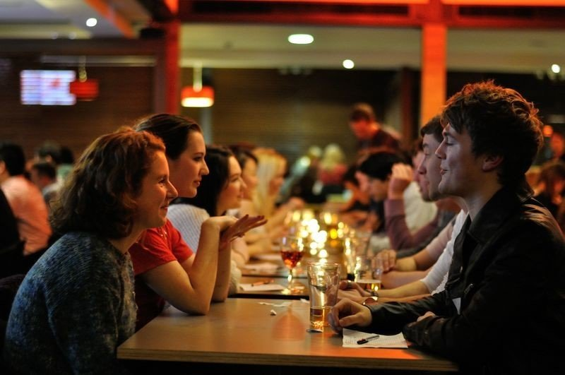 Alternatives to.speed dating dallas