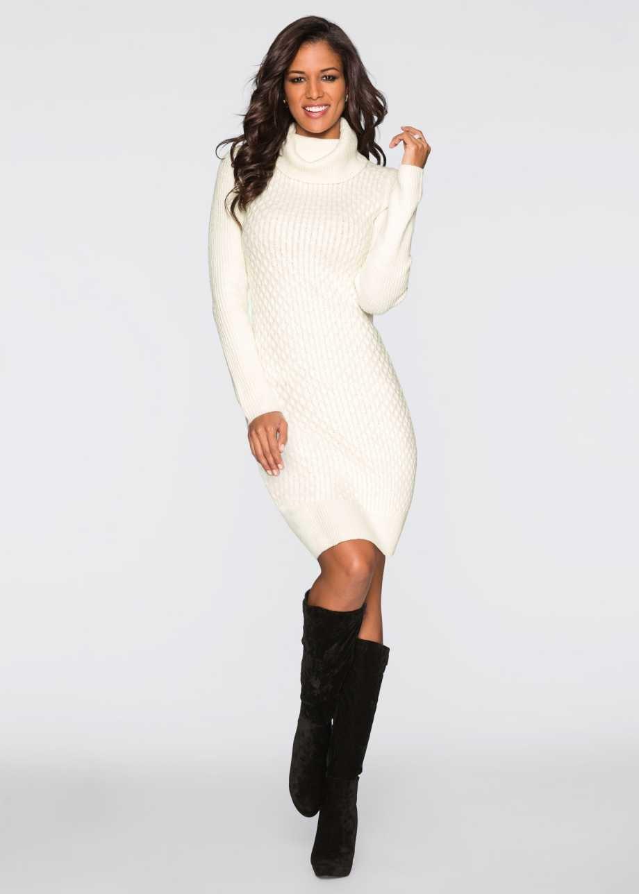 белые зимние платья фото съемка
